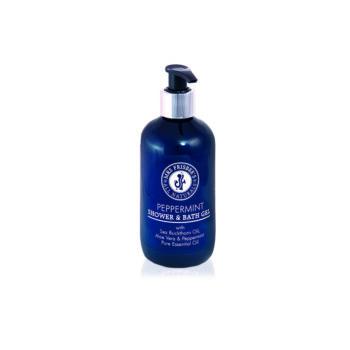 Sprchový a koupelový gel – Máta s rakytníkovým olejem a aloe vera