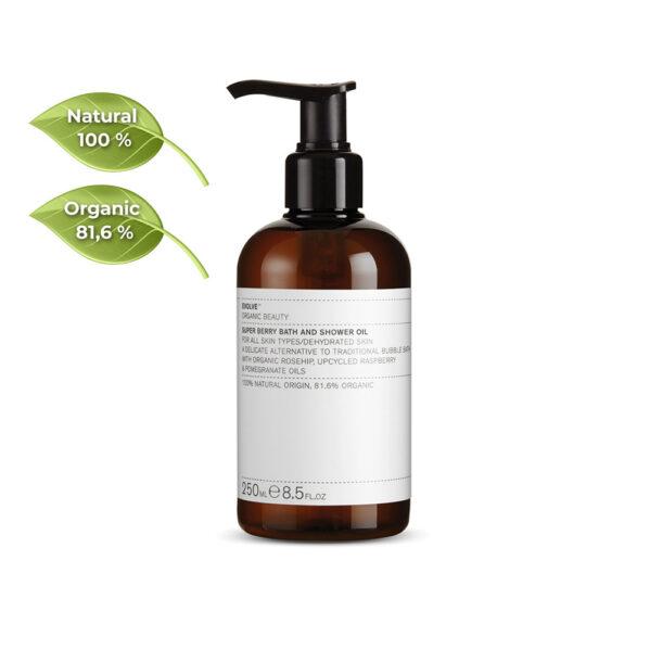 Sprchový olej ze super ovoce 250ml